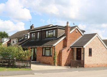 Thumbnail 4 bed semi-detached house for sale in Worminghall Road, Ickford, Aylesbury