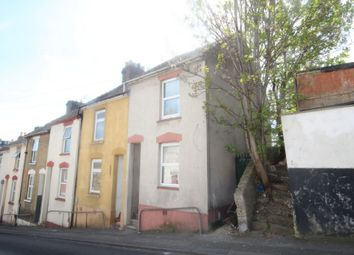 Thumbnail 2 bed end terrace house to rent in Southill Road, Chatham