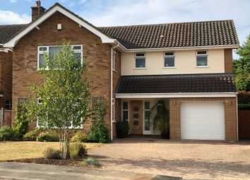 Thumbnail 4 bed detached house to rent in Bafford Approach, Charlton Kings, Cheltenham