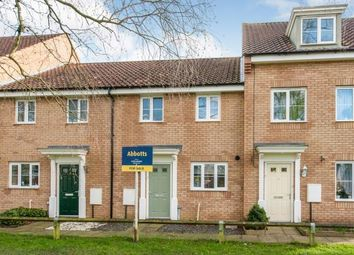 Thumbnail 3 bed terraced house for sale in Carbrooke, Watton, Norfolk