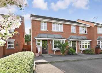Thumbnail 3 bed end terrace house for sale in Leigh Road, Wainscott, Rochester, Kent