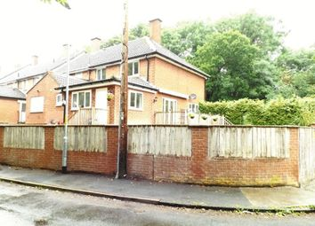 Thumbnail 3 bed end terrace house for sale in Castle Close, Morpeth