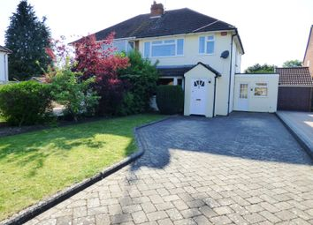 Thumbnail 3 bed semi-detached house for sale in Silver Fox Crescent, Woodley, Reading