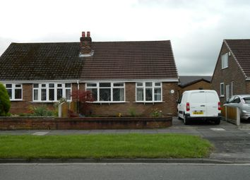 Thumbnail 1 bed semi-detached bungalow to rent in Gainsborough Road, Warrington