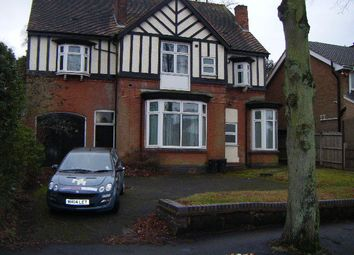 Thumbnail 2 bed flat to rent in Highfield Road, Moseley, Birmingham