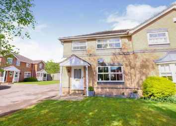 Thumbnail 3 bed semi-detached house to rent in Goodwood Grove, York
