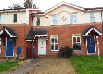Thumbnail 2 bedroom terraced house for sale in Epping Close, Walsall, West Midlands