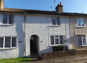 Thumbnail 2 bedroom terraced house for sale in North Street, Egham