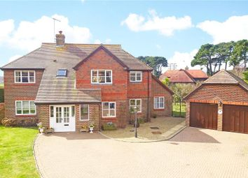 Thumbnail 4 bedroom detached house for sale in Ham Manor, Angmering, West Sussex