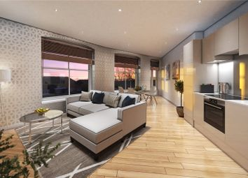 Thumbnail 2 bed flat for sale in Stamford Place, Dalston