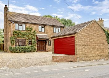 Thumbnail 4 bed detached house for sale in Main Street, Great Gidding, Huntingdon