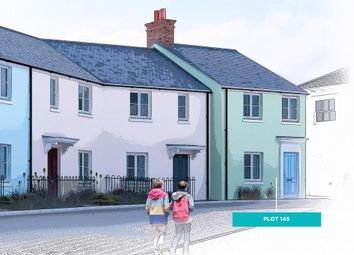 Thumbnail 2 bed terraced house for sale in Nansledan, Quintrell Road, Newquay, Cornwall