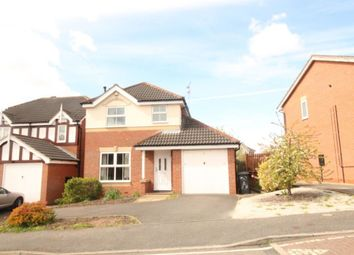 Thumbnail 3 bed detached house for sale in Cheney Road, Leicester