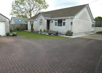 Thumbnail 3 bed bungalow for sale in Hallaze Road, St. Austell