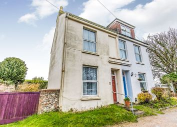 Thumbnail 2 bed semi-detached house for sale in Belle Vue Cottages, Brighton