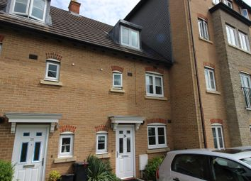 Thumbnail 3 bed terraced house for sale in Strouds Close, Swindon