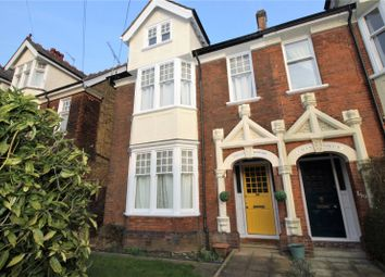 Thumbnail 4 bedroom semi-detached house to rent in Darnley Road, Gravesend, Kent