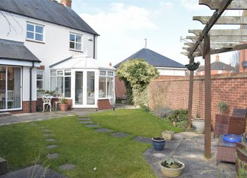 Thumbnail 4 bed detached house for sale in Thatcham Road, Walton Cardiff, Tewkesbury, Gloucestershire