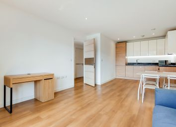 Thumbnail 1 bed flat to rent in Quinton Court, Surrey Quays