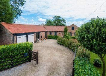 Thumbnail 4 bed barn conversion for sale in Washdike Road, Algakirk
