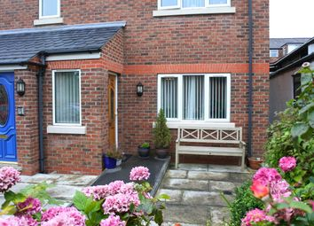 Thumbnail 2 bed flat for sale in Legwood Court, Urmston