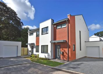 Thumbnail 3 bedroom semi-detached house for sale in The Chase, Topsham, Exeter