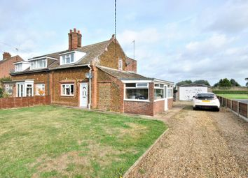 Thumbnail 2 bed semi-detached house for sale in Low Road, Roydon, King's Lynn
