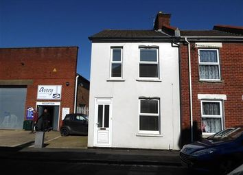 Thumbnail 2 bed end terrace house to rent in Middleton Road, Salisbury