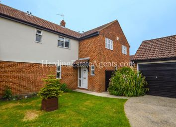 Thumbnail 4 bed semi-detached house for sale in Barnwell Drive, Hockley, Essex