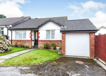 Thumbnail 2 bedroom semi-detached bungalow for sale in Walsingham Court, Plympton, Plymouth