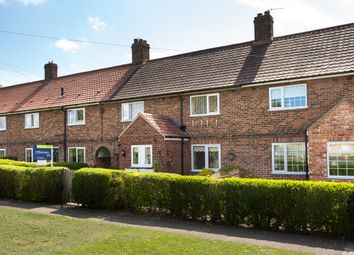 Thumbnail 3 bedroom terraced house for sale in Galtres Drive, Easingwold, York