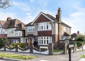 Thumbnail 4 bed detached house for sale in Kings Drive, Surbiton