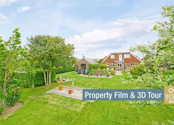 Thumbnail 3 bedroom property for sale in Cowbeech, Hailsham