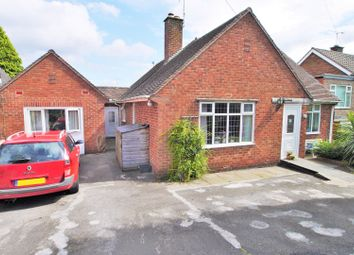 Thumbnail 3 bed detached bungalow for sale in New Road, Wingerworth, Chesterfield
