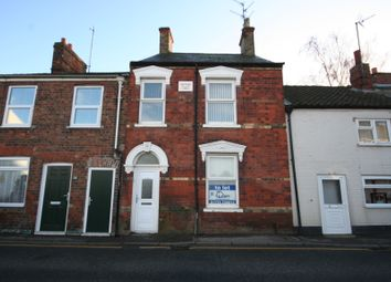 Thumbnail 3 bed terraced house to rent in Albion Street, Spalding