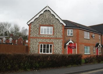 Thumbnail 3 bed terraced house to rent in Crossways, Andover, Hampshire