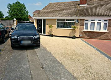 Thumbnail 3 bed semi-detached bungalow for sale in Harrington Grove, Stockwood, Bristol