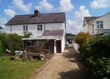 Thumbnail 2 bed semi-detached house for sale in New Road, Newcastle Emlyn