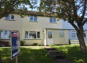 Thumbnail 2 bed terraced house for sale in Trenchard Estate, Parcllyn, Cardigan