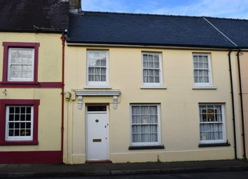 Thumbnail 4 bed terraced house for sale in Hill Street, Haverfordwest
