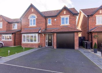 Thumbnail 4 bed detached house for sale in Clive Way, Middlewich, Cheshire