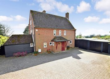 Thumbnail 5 bed detached house for sale in Chart Road, Sutton Valence, Maidstone, Kent