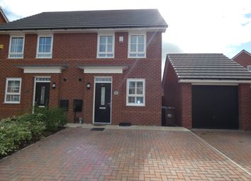 Thumbnail 2 bed semi-detached house for sale in Springwell Avenue, Liverpool