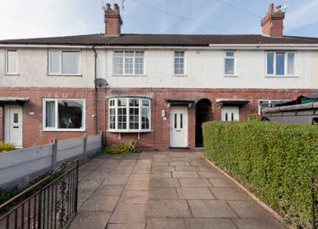 Thumbnail 2 bed town house for sale in Whitehouse Road, Cross Heath, Newcastle-Under-Lyme