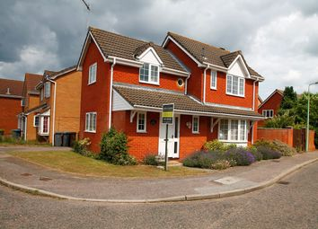 Thumbnail 4 bed detached house for sale in Mount Drive, Purdis Farm, Ipswich