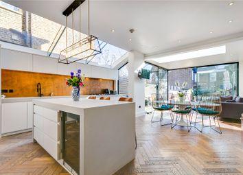 4 bed terraced house for sale in Okehampton Road, London NW10