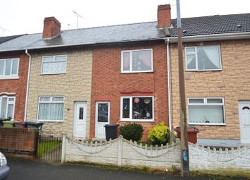 Thumbnail 2 bed terraced house for sale in Langwith Road, Langwith Junction, Mansfield