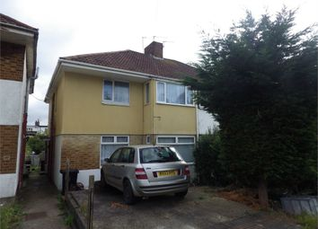 Thumbnail 2 bedroom flat to rent in Gilda Close, Whitchurch, Bristol