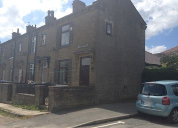 Thumbnail 2 bed terraced house to rent in Blackmires, Queensbury, Bradford, West Yorkshire