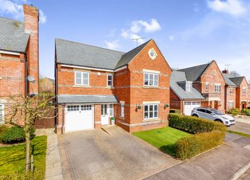Thumbnail 5 bed detached house for sale in Rosemary Drive, London Colney, St. Albans